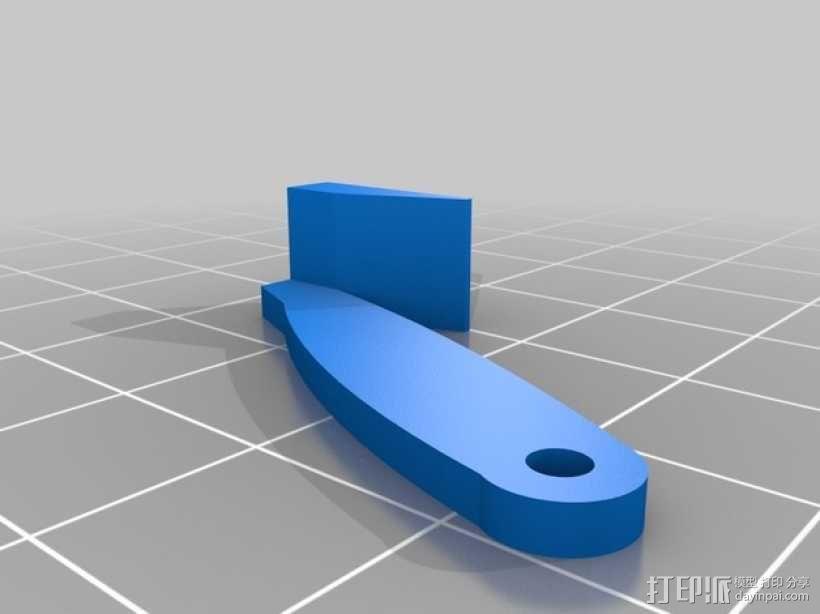 人力驱动装置 3D模型  图21