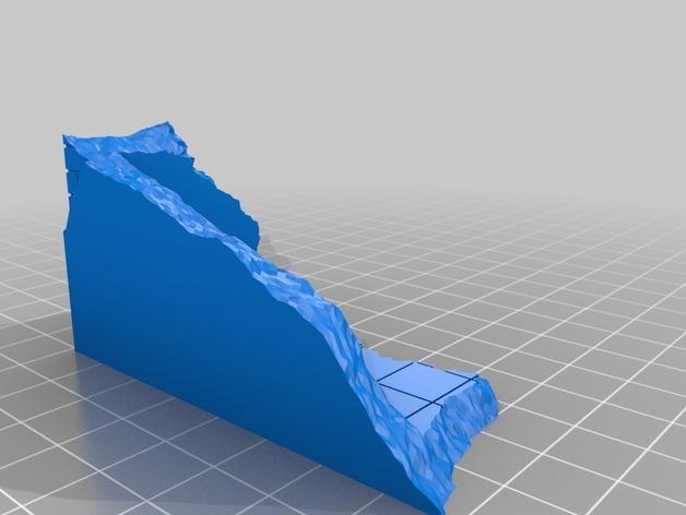 套嵌式建筑结构 3D模型  图3