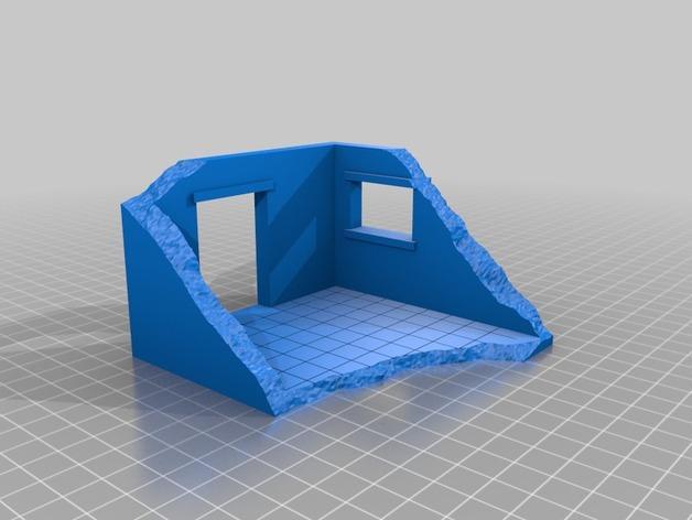 套嵌式建筑结构 3D模型  图6