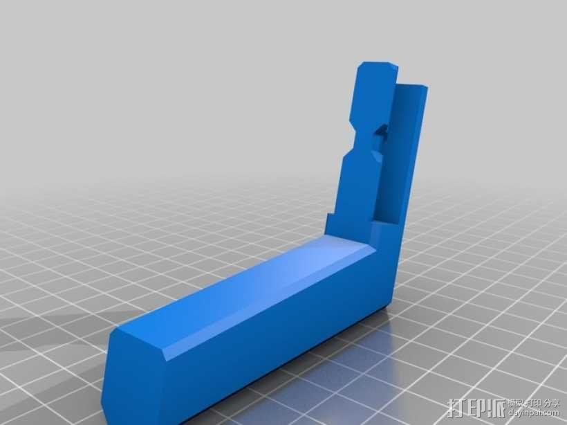 五星形发动机 3D模型  图10