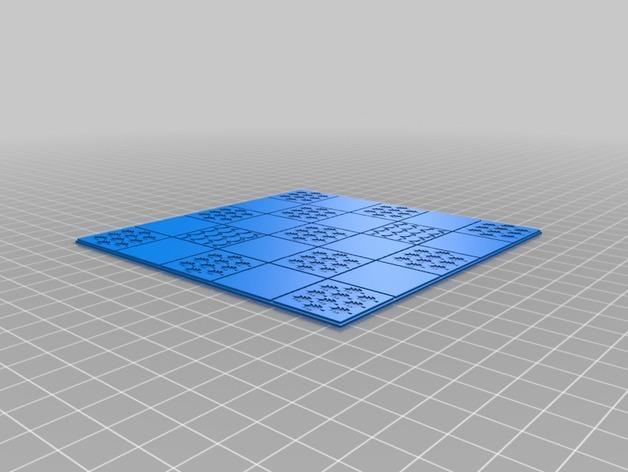 锡瓦斯棋 3D模型  图3