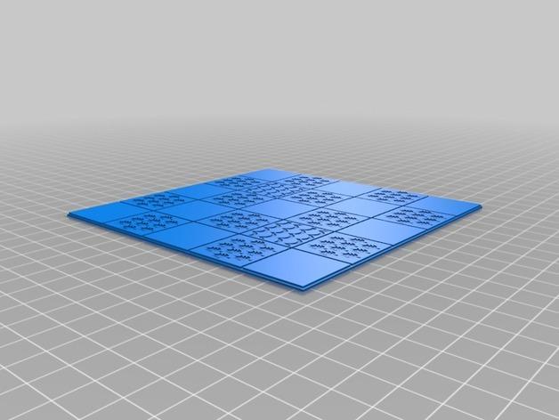 锡瓦斯棋 3D模型  图4
