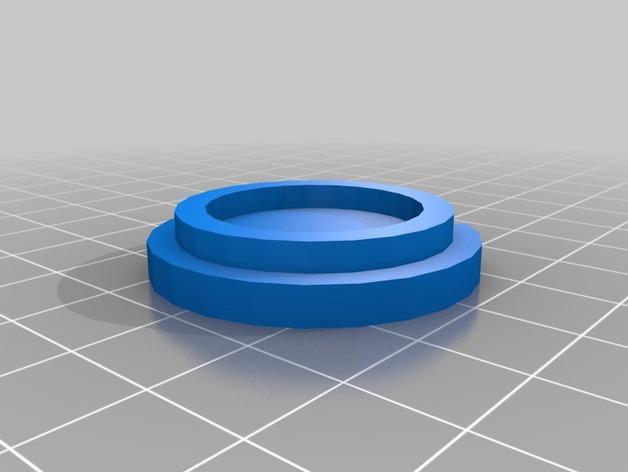 微型固定器 3D模型  图3