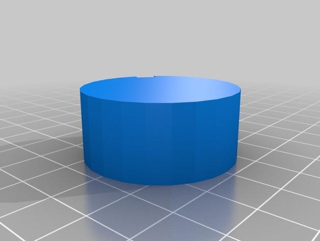 微型固定器 3D模型  图4