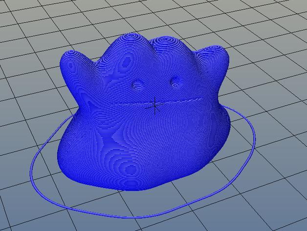 百变怪 3D模型  图3