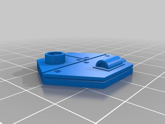 战争游戏基地 3D模型  图3