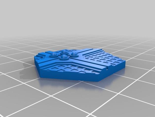 战争游戏基地 3D模型  图6