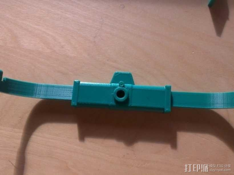 迷你弓箭 3D模型  图9