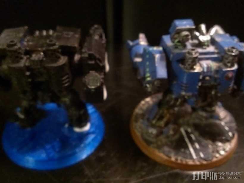 《无畏战舰》机器人 3D模型  图9