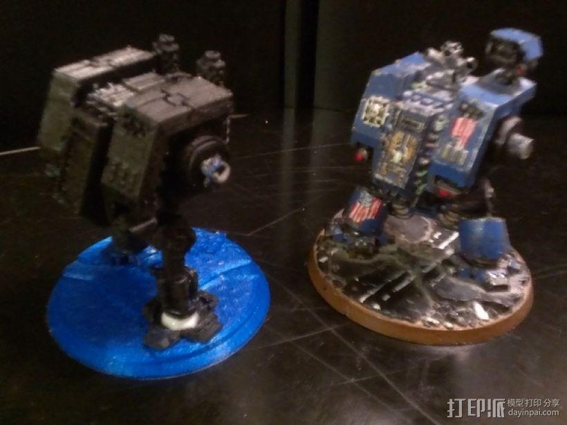 《无畏战舰》机器人 3D模型  图13