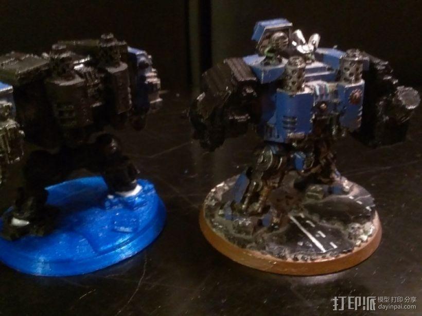《无畏战舰》机器人 3D模型  图14