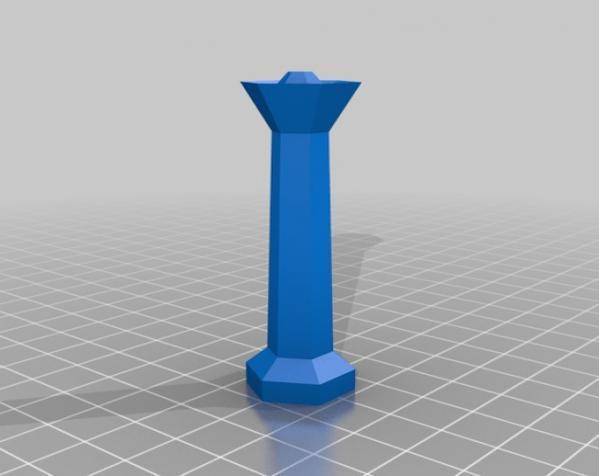参数化象棋 3D模型  图4