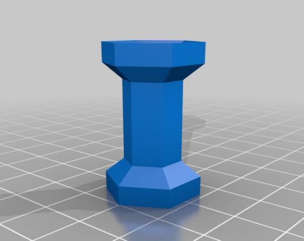 参数化象棋 3D模型  图7