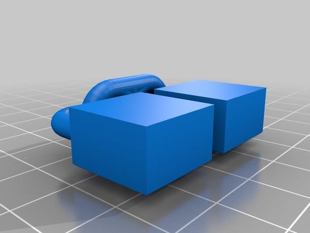 乐高锁链 3D模型  图4
