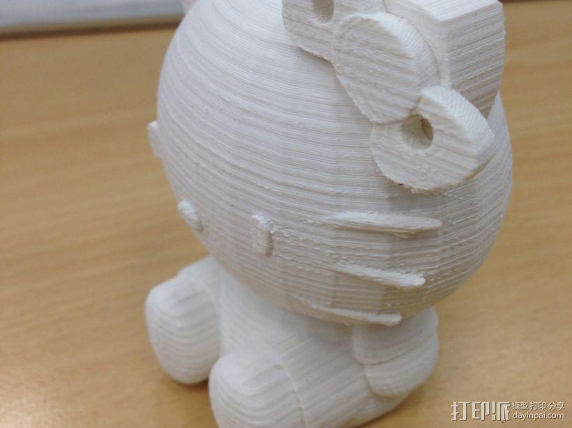 凯蒂猫 3D模型  图5