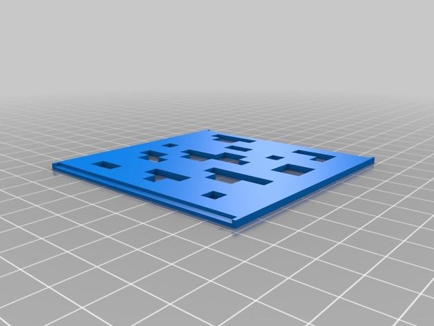 镂空立方体 3D模型  图7