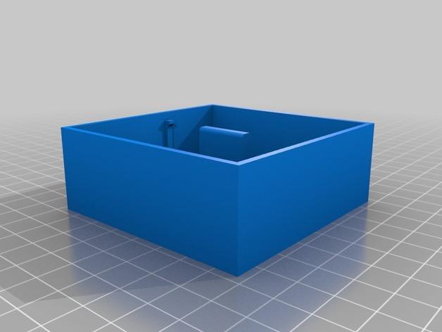 镂空立方体 3D模型  图9