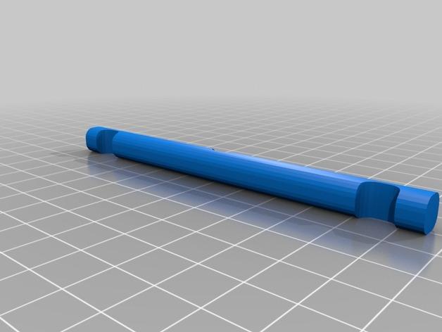 自立桥 3D模型  图4