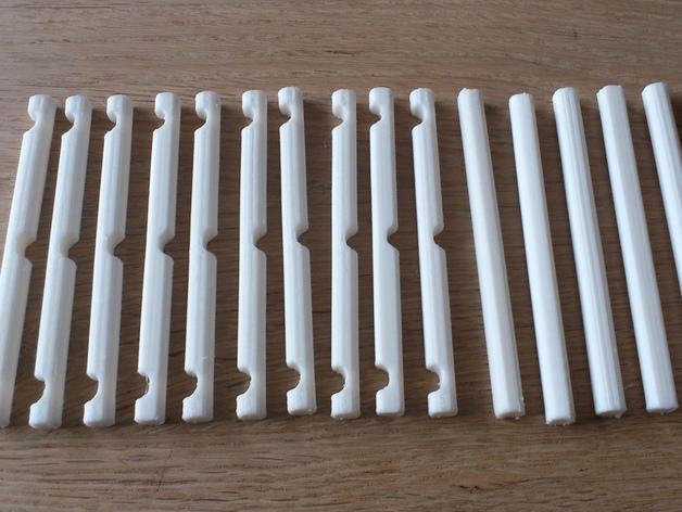 自立桥 3D模型  图6
