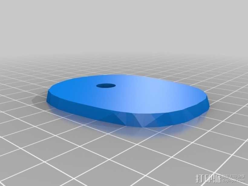 旋转人像 3D模型  图2