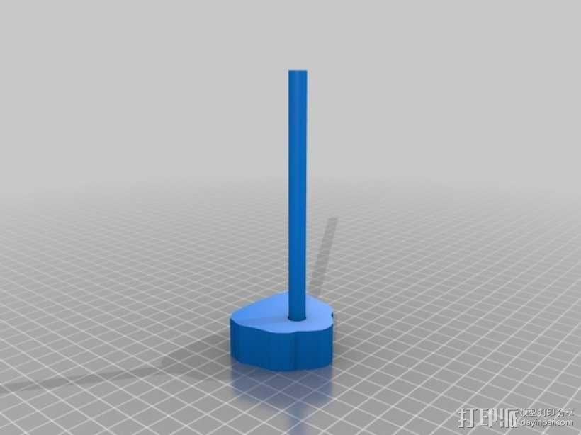 旋转人像 3D模型  图4