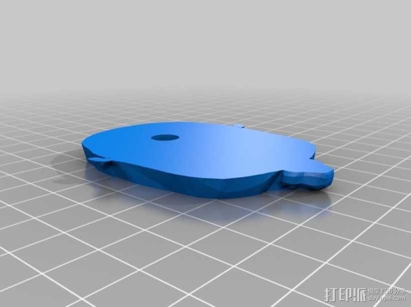 旋转人像 3D模型  图8