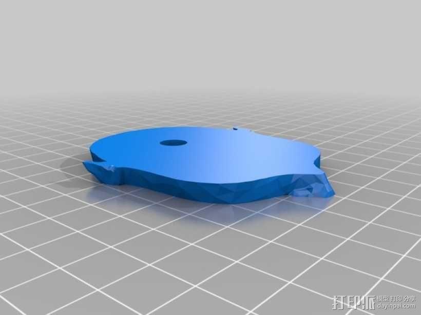 旋转人像 3D模型  图10