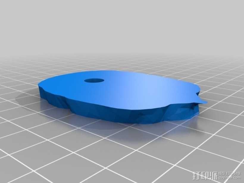 旋转人像 3D模型  图9