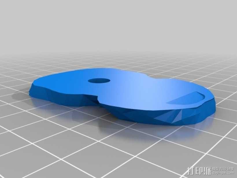 旋转人像 3D模型  图11