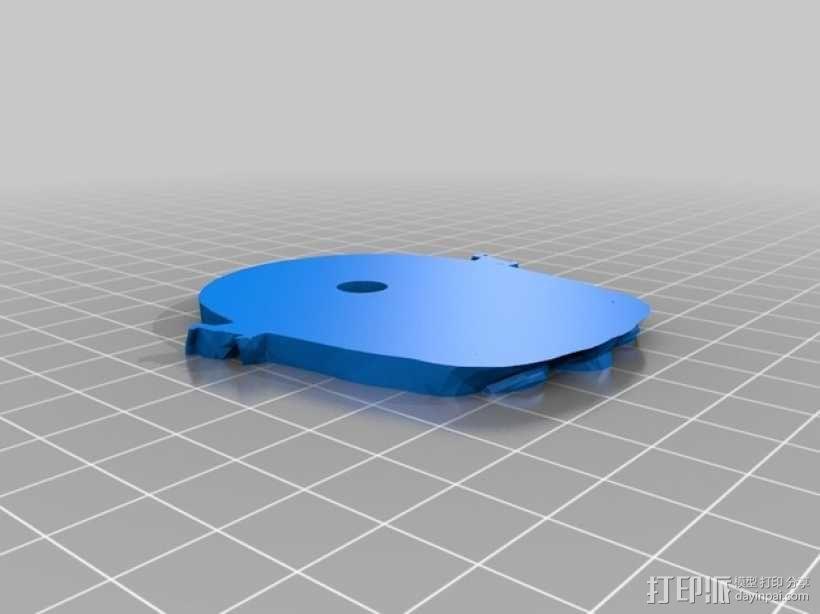 旋转人像 3D模型  图12
