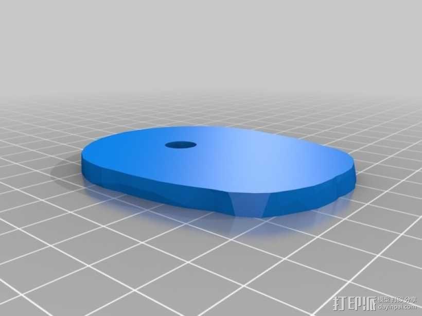 旋转人像 3D模型  图14