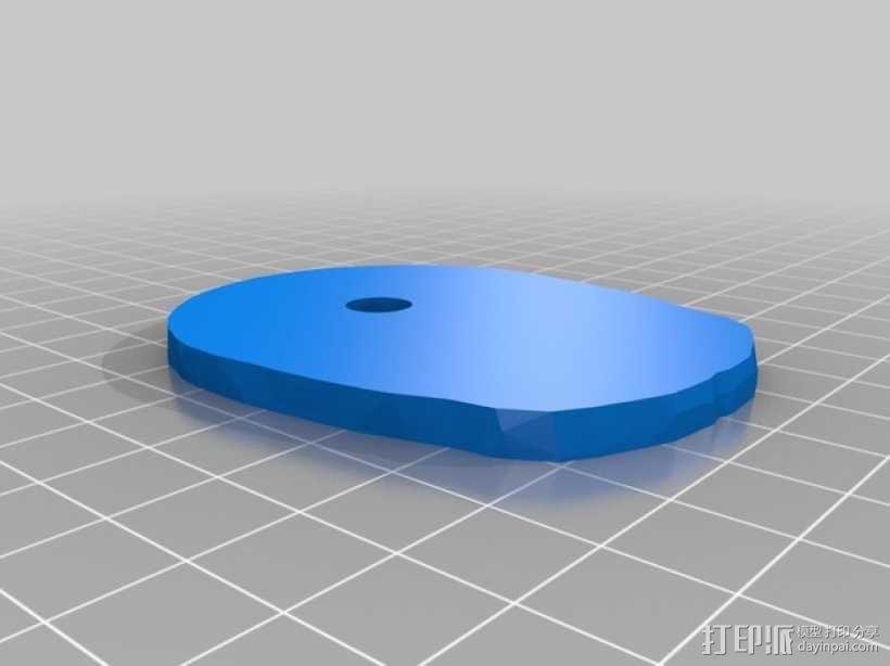 旋转人像 3D模型  图15