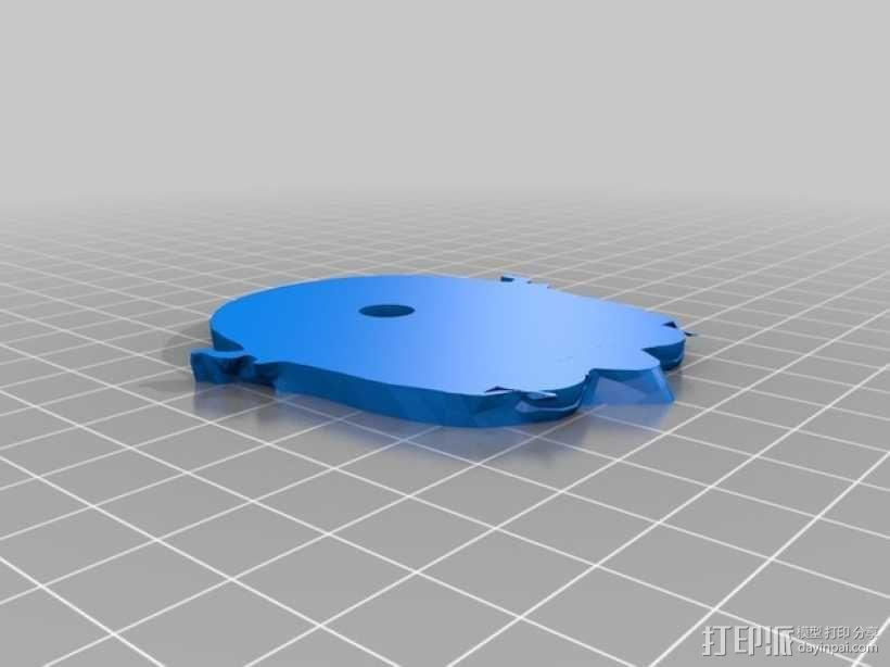 旋转人像 3D模型  图18