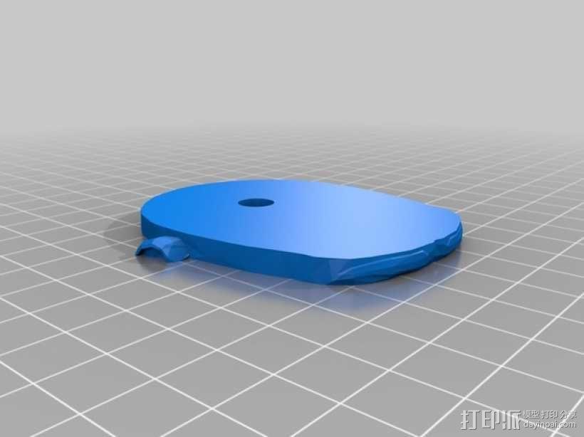 旋转人像 3D模型  图22
