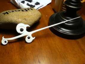 风之杖 3D模型