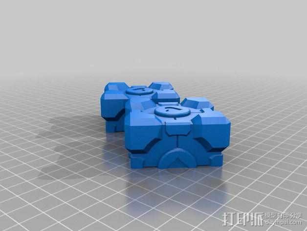 超重量级二阶魔方 3D模型  图4