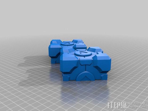 超重量级二阶魔方 3D模型  图7