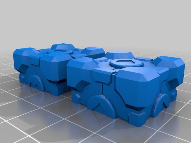 超重量级二阶魔方 3D模型  图10