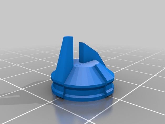 Valkyrja战舰 3D模型  图8