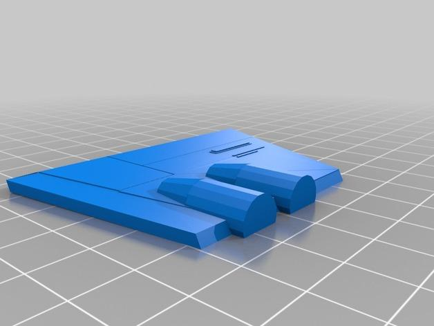 Valkyrja战舰 3D模型  图10