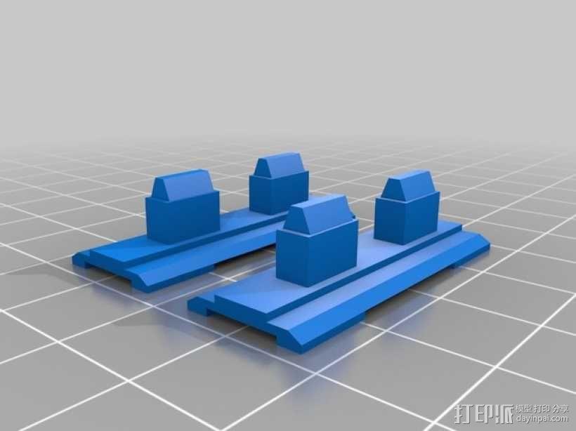 Valkyrja战舰 3D模型  图18