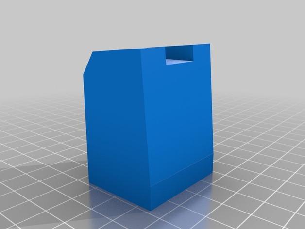 迷你苹果电脑 3D模型  图3
