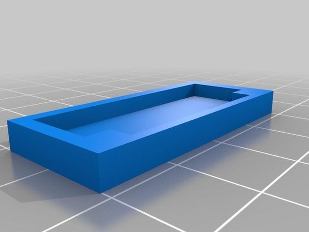 迷你苹果电脑 3D模型  图6