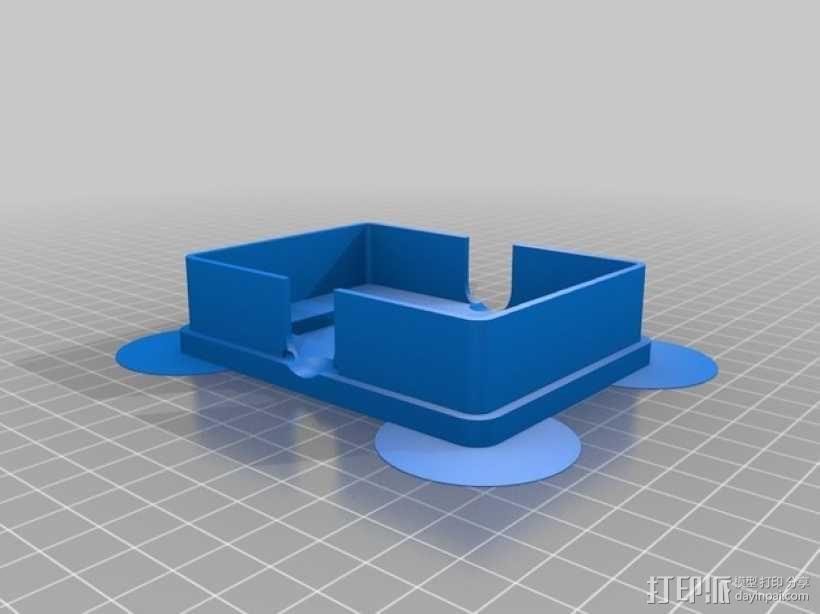 卡片收纳盒 3D模型  图4