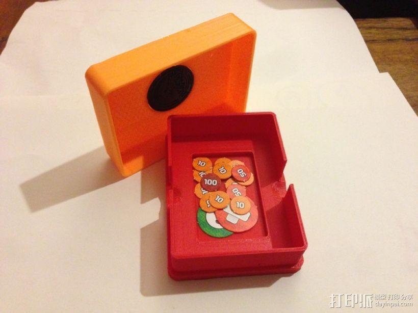 卡片收纳盒 3D模型  图7