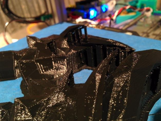 迪德拉半身像 3D模型  图9