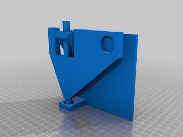 弹弓 3D模型  图2