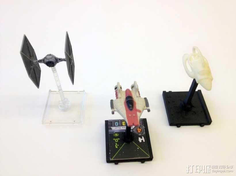 飞行基地 + 宇宙飞船 3D模型  图4