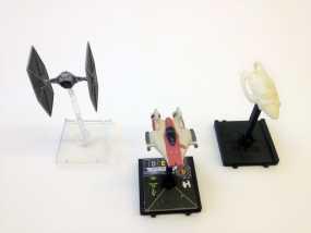 飞行基地 + 宇宙飞船 3D模型
