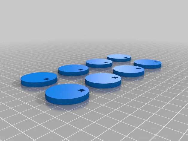 虚拟正弦波 3D模型  图4